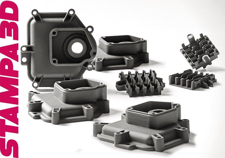 Stampa 3d additiva per piccole produzioni industriali
