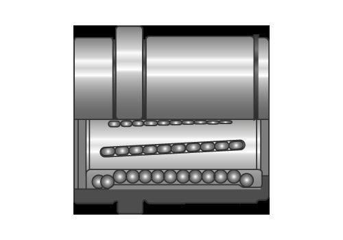 Bussole a ricircolazione di sfere in acciaio inossidabile