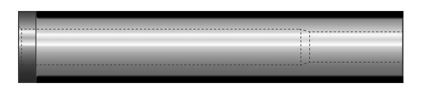 Cannocchiali nitrurati in pollici