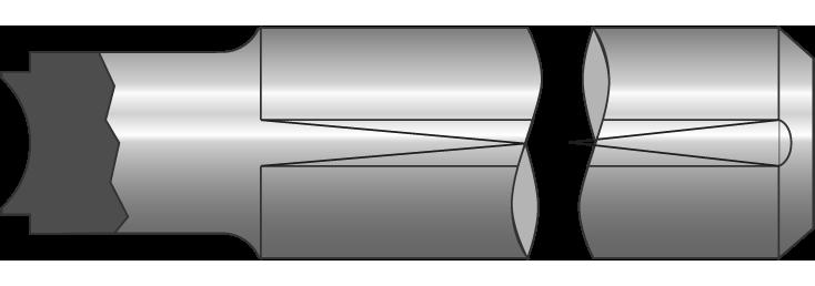 Punzone di montaggio tappi ad espansione