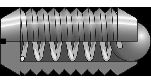 Spintori taglio cacciavite in acciaio inossidabile