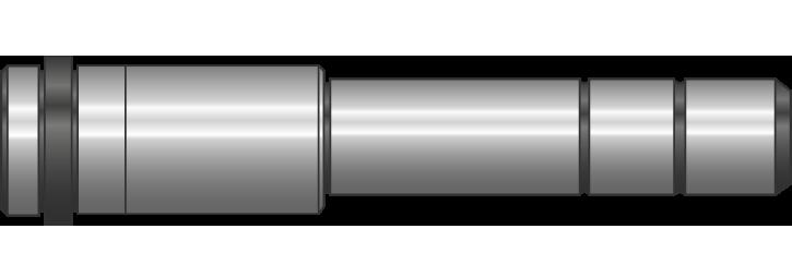 Colonne spallate a due diametri tipo PTR