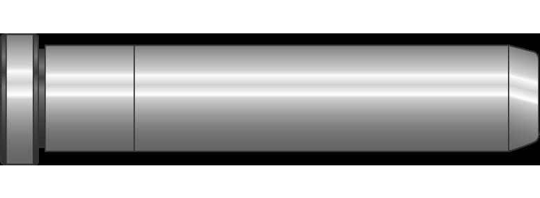 Colonne per bussole a ricircolazione di sfere in acciaio inossidabile